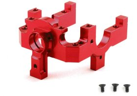 Коробка передач XXX-D PRO Alum. gear box (red) - MST-210257R