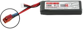 Аккумулятор Team Orion LiPo 11.1V 3S 50C 1800 mAh - ORI60148